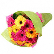 Bouquet with Gerberas N1